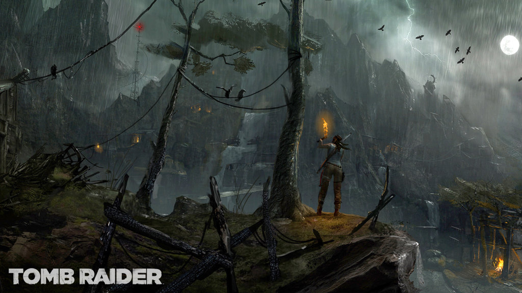 Tomb Raider 2013 Wallpaper 19