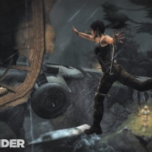 Tomb Raider 2013 Wallpaper 2 300x300