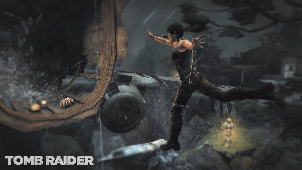 Tomb Raider 2013 Wallpaper 2