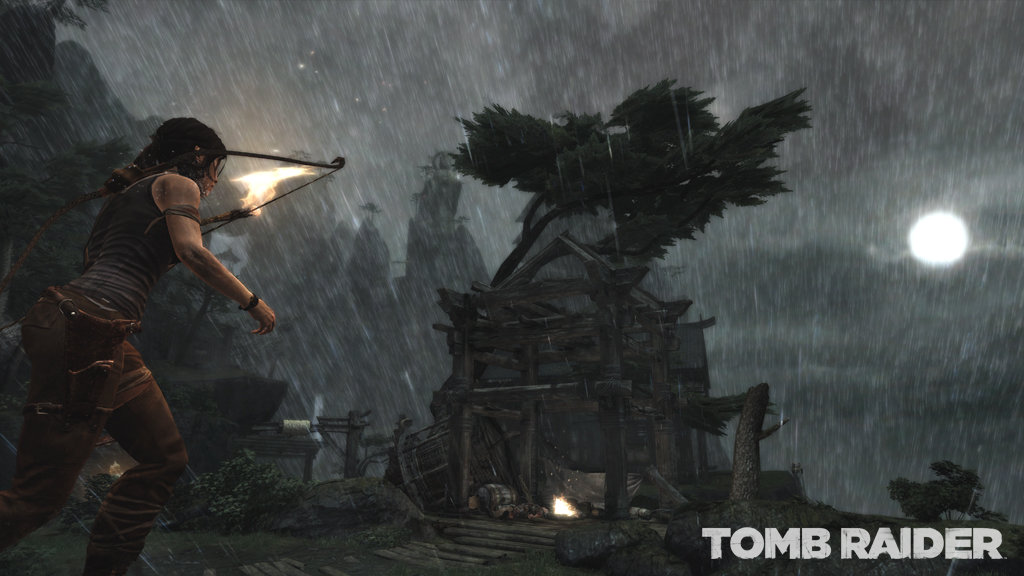 Tomb Raider 2013 Wallpaper 21