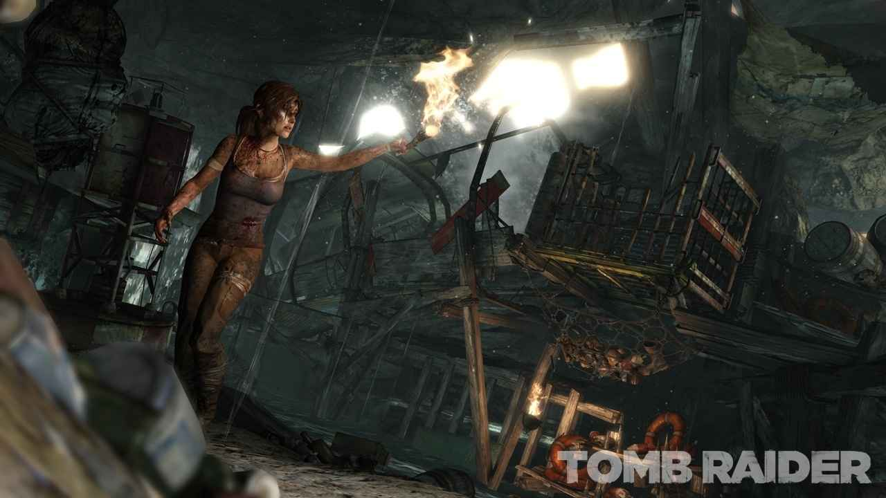 Tomb Raider 2013 Wallpaper 26