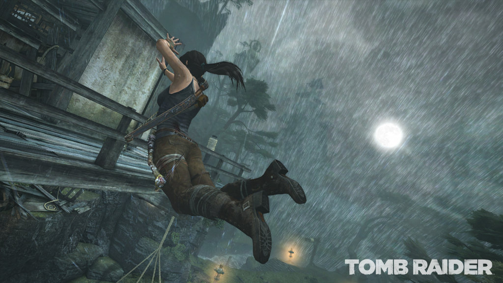 Tomb Raider 2013 Wallpaper 32
