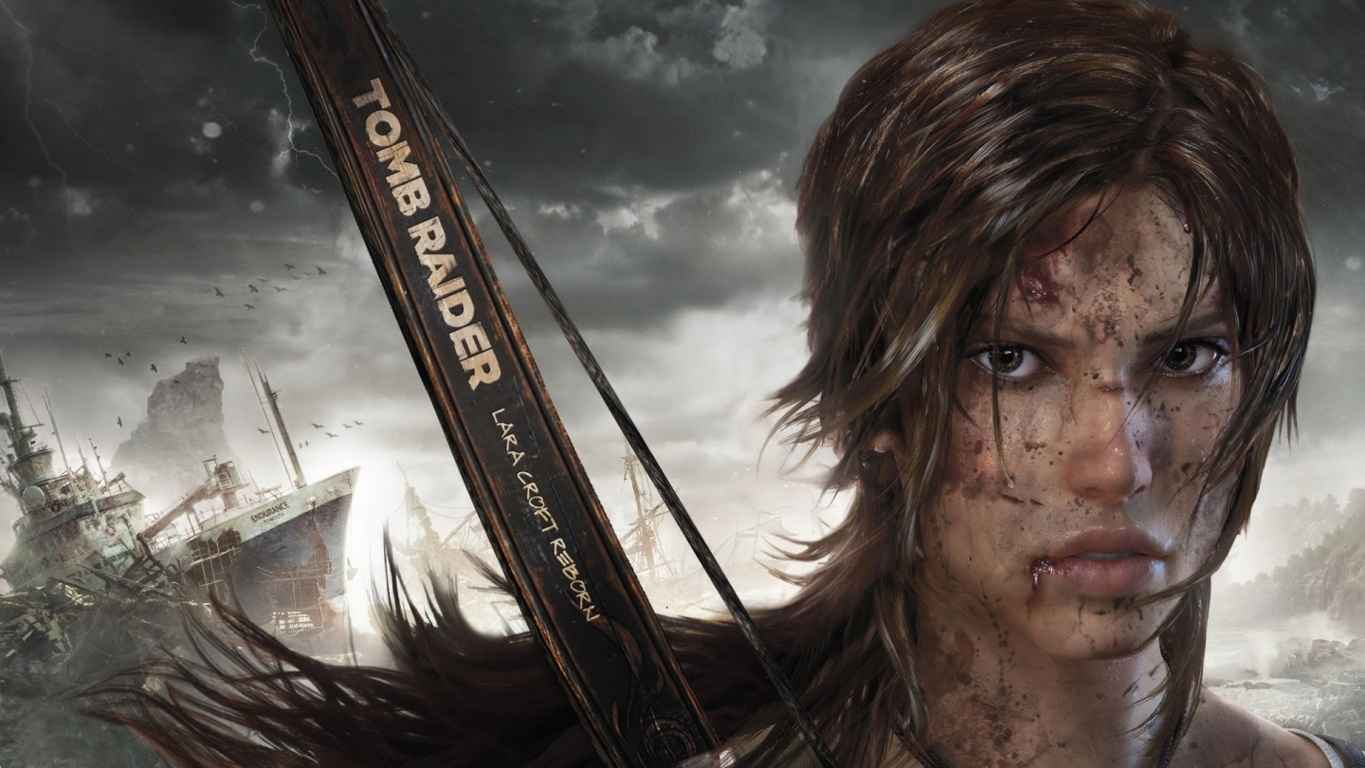 Tomb Raider 2013 Wallpaper 35