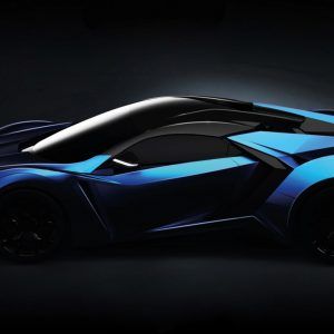 W Motors Lykan Supersport 2015 Wallpaper 4