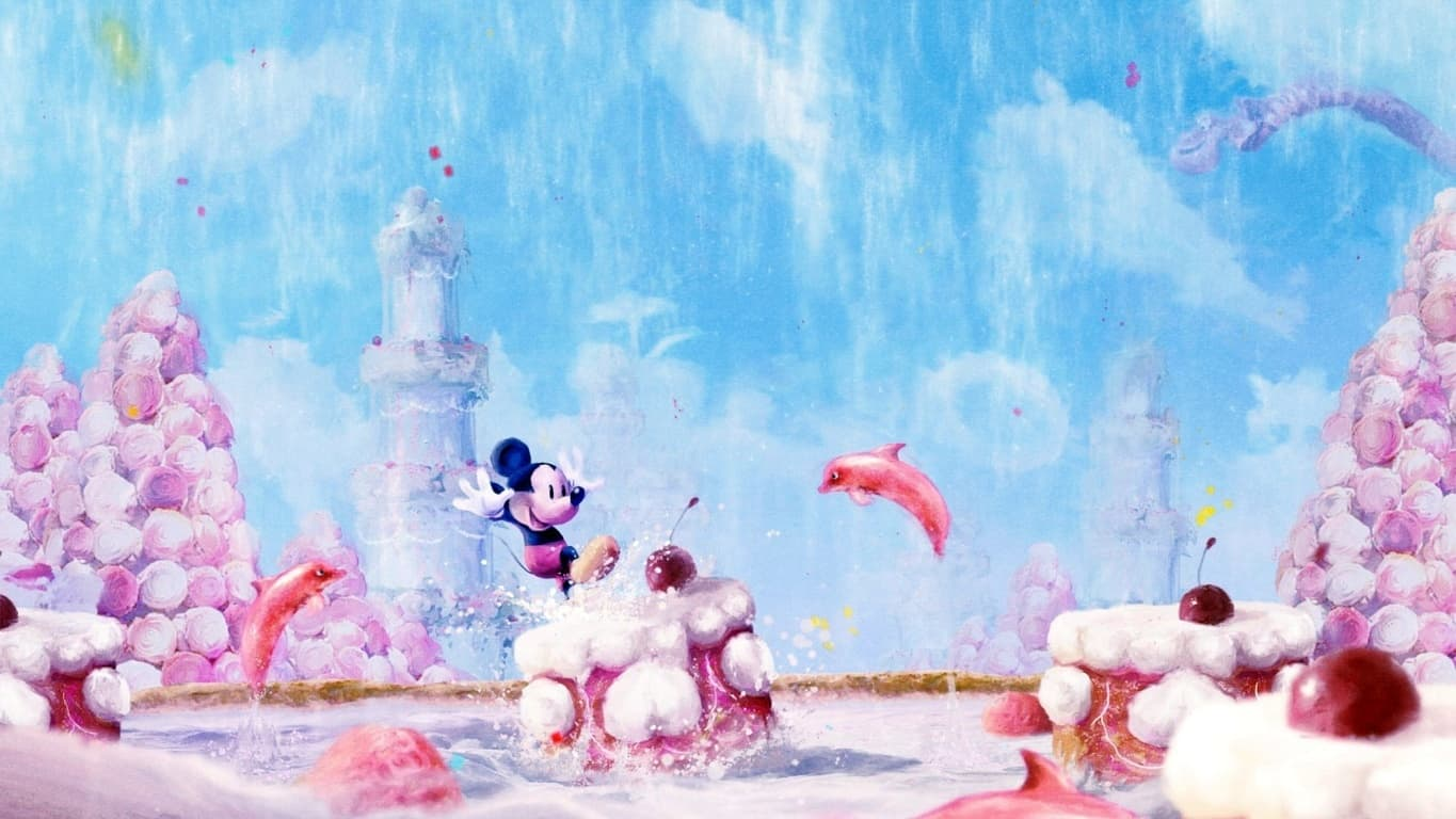 Walt Disney Characters Wallpaper 20
