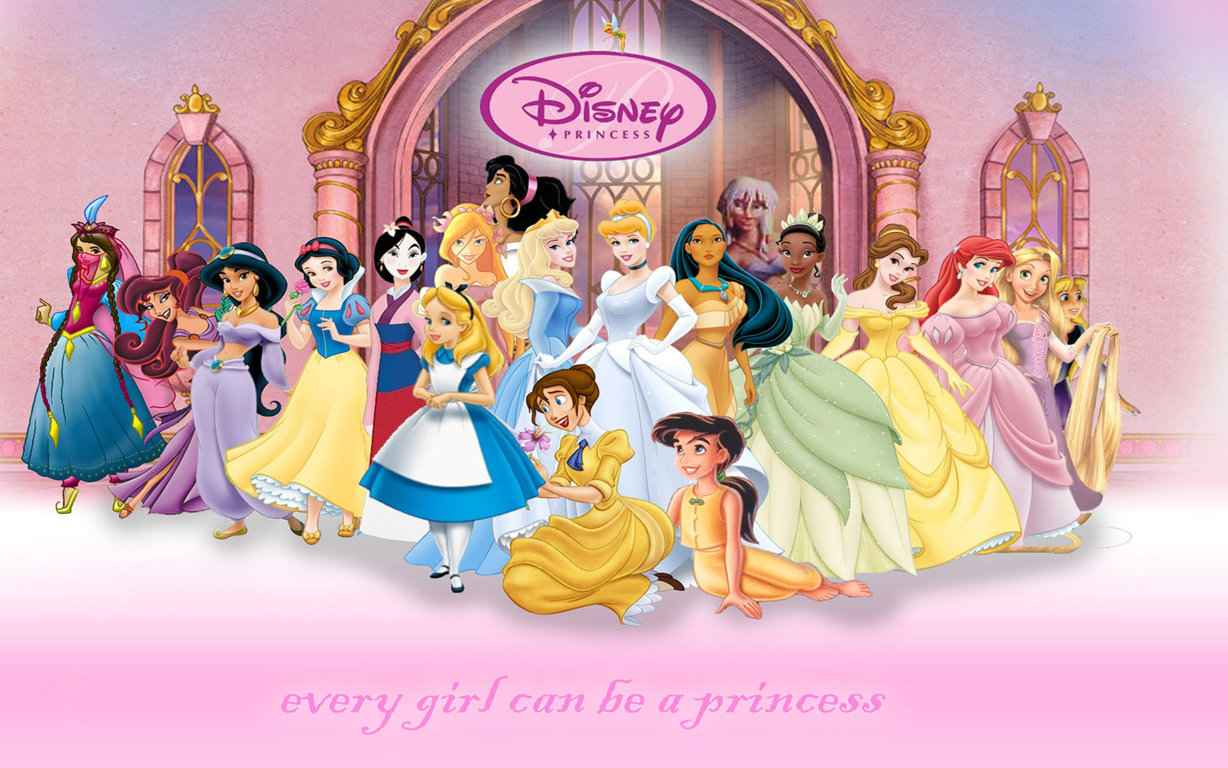 Walt Disney Characters Wallpaper 29