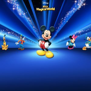 Walt Disney Characters Wallpaper 35 300x300