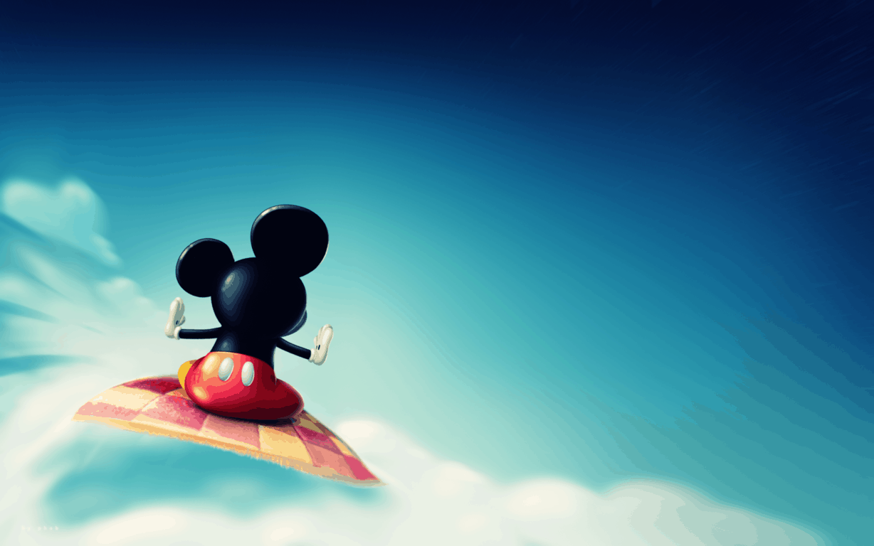 Walt Disney Characters Wallpaper 39