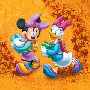 Walt Disney Characters Wallpaper 48