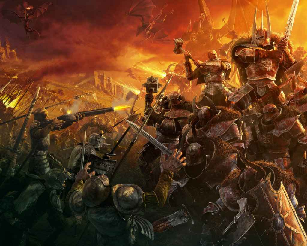 Warhammer Video Game Wallpaper 17