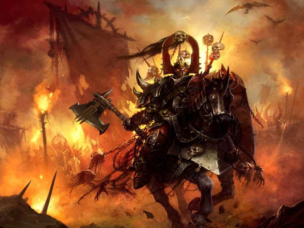 Warhammer Video Game Wallpaper 3