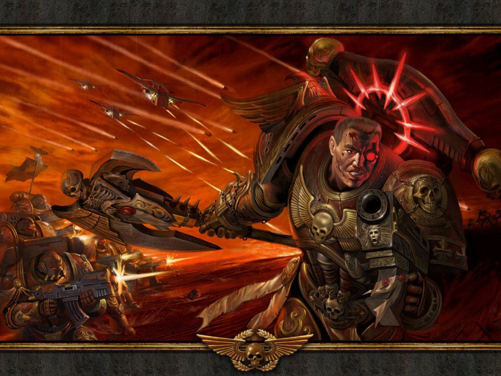 Warhammer Video Game Wallpaper 33