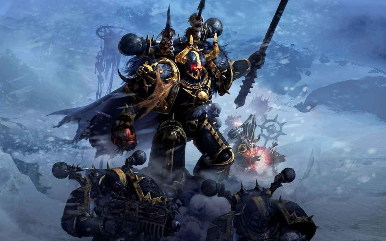 Warhammer Video Game Wallpaper 38