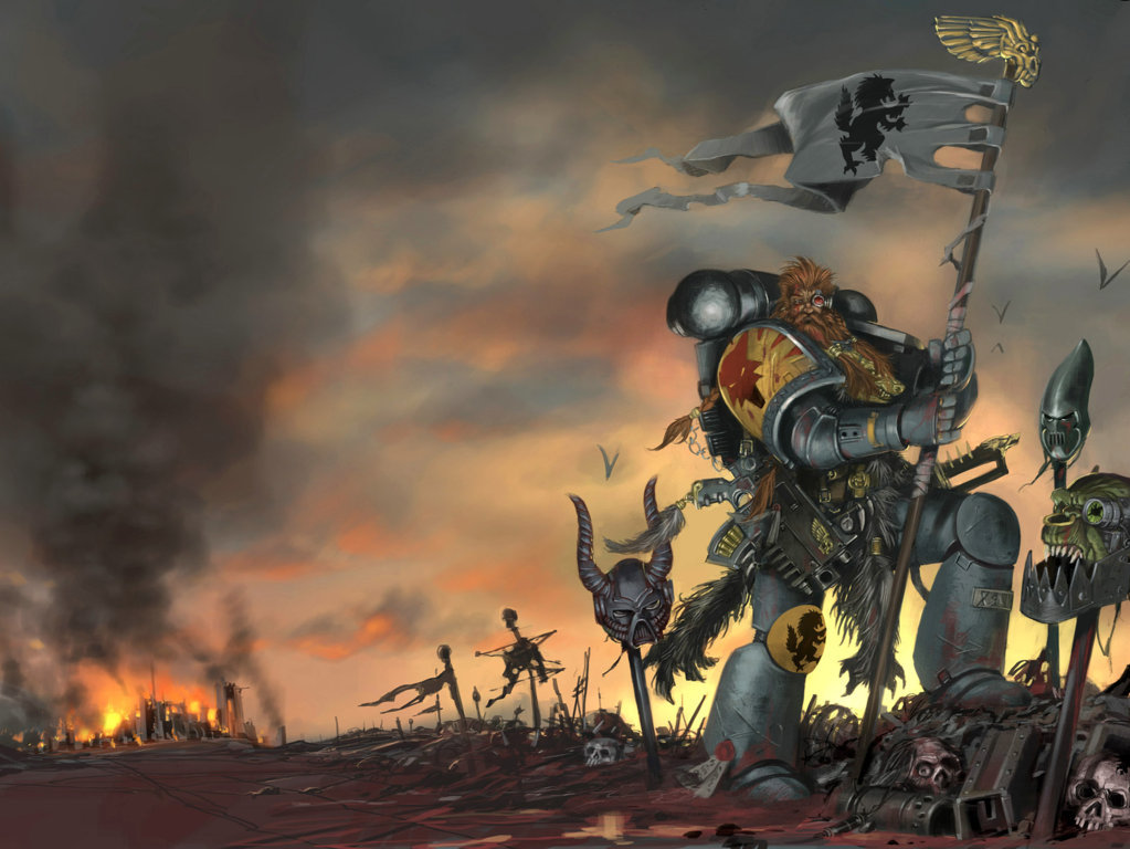 Warhammer Video Game Wallpaper 46