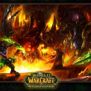 World Of Warcraft Video Game Wallpaper 10