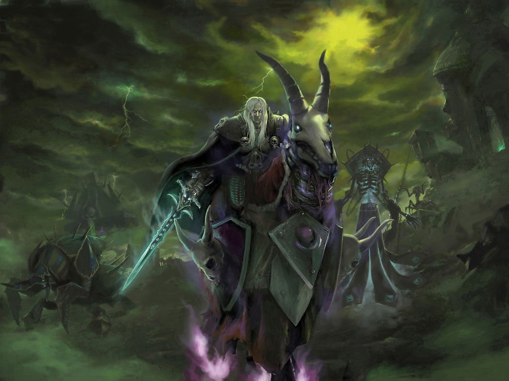 World Of Warcraft Video Game Wallpaper 14