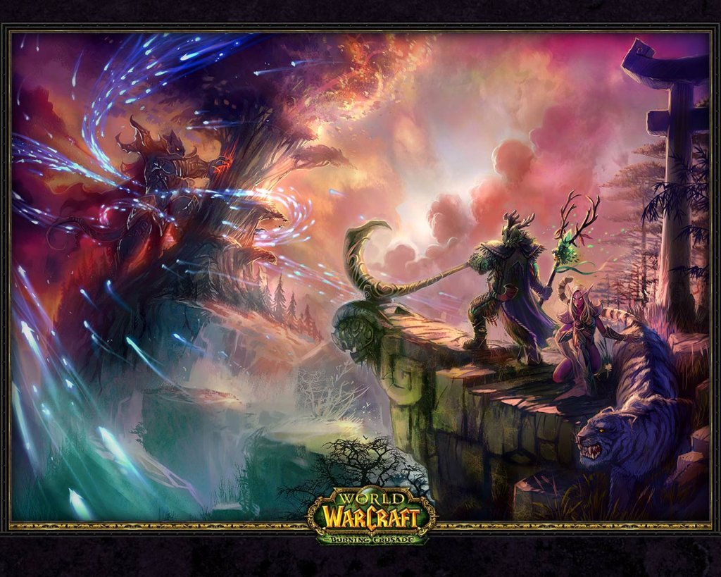 World Of Warcraft Video Game Wallpaper 17