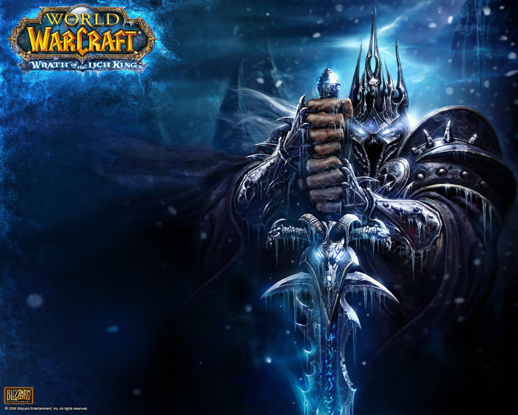 World Of Warcraft Video Game Wallpaper 19