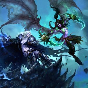 World Of Warcraft Video Game Wallpaper 3