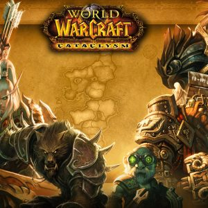 World Of Warcraft Video Game Wallpaper 5
