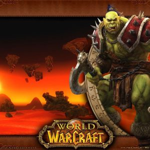 World Of Warcraft Video Game Wallpaper 6