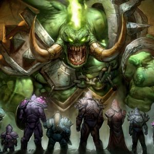 World Of Warcraft Video Game Wallpaper 7