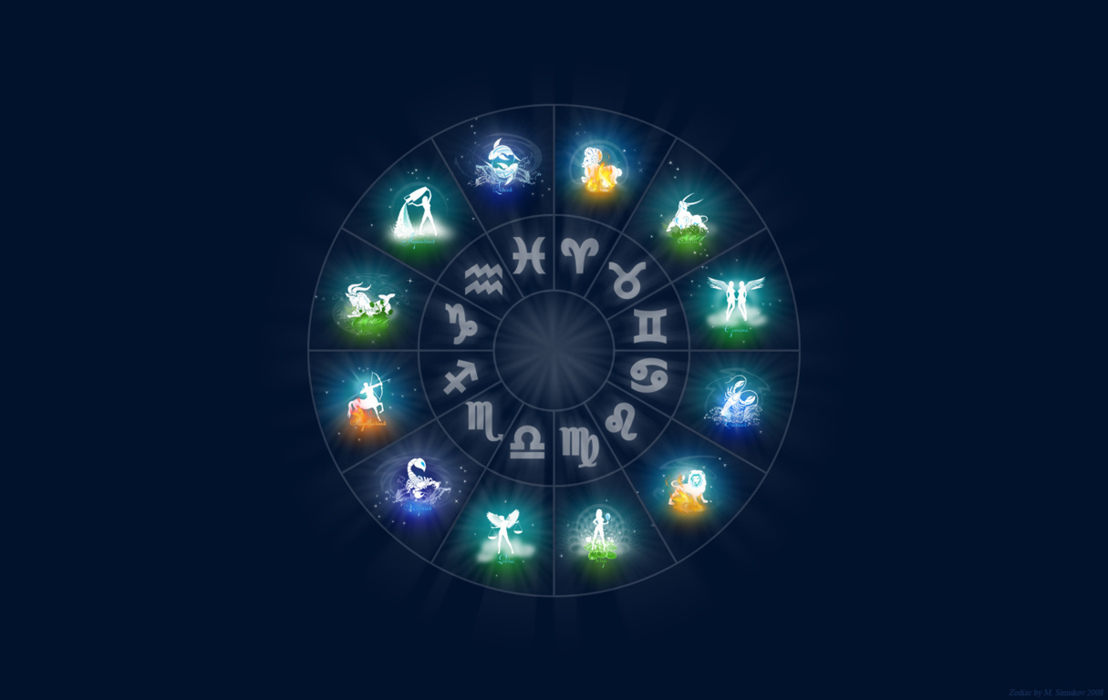 Zodiac Wallpaper 12