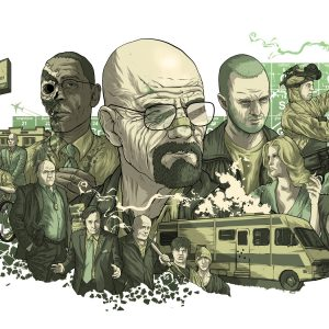 Breaking Bad Wallpaper 41 300x300