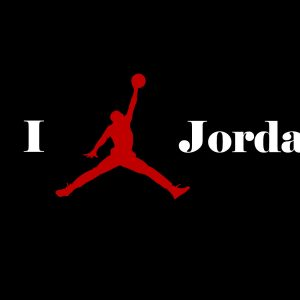 Jordan Logo Wallpaper 2 300x300