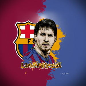 Lionel Messi Wallpaper 14 300x300