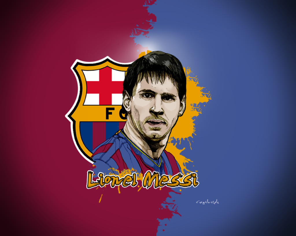 Lionel Messi Wallpaper 14