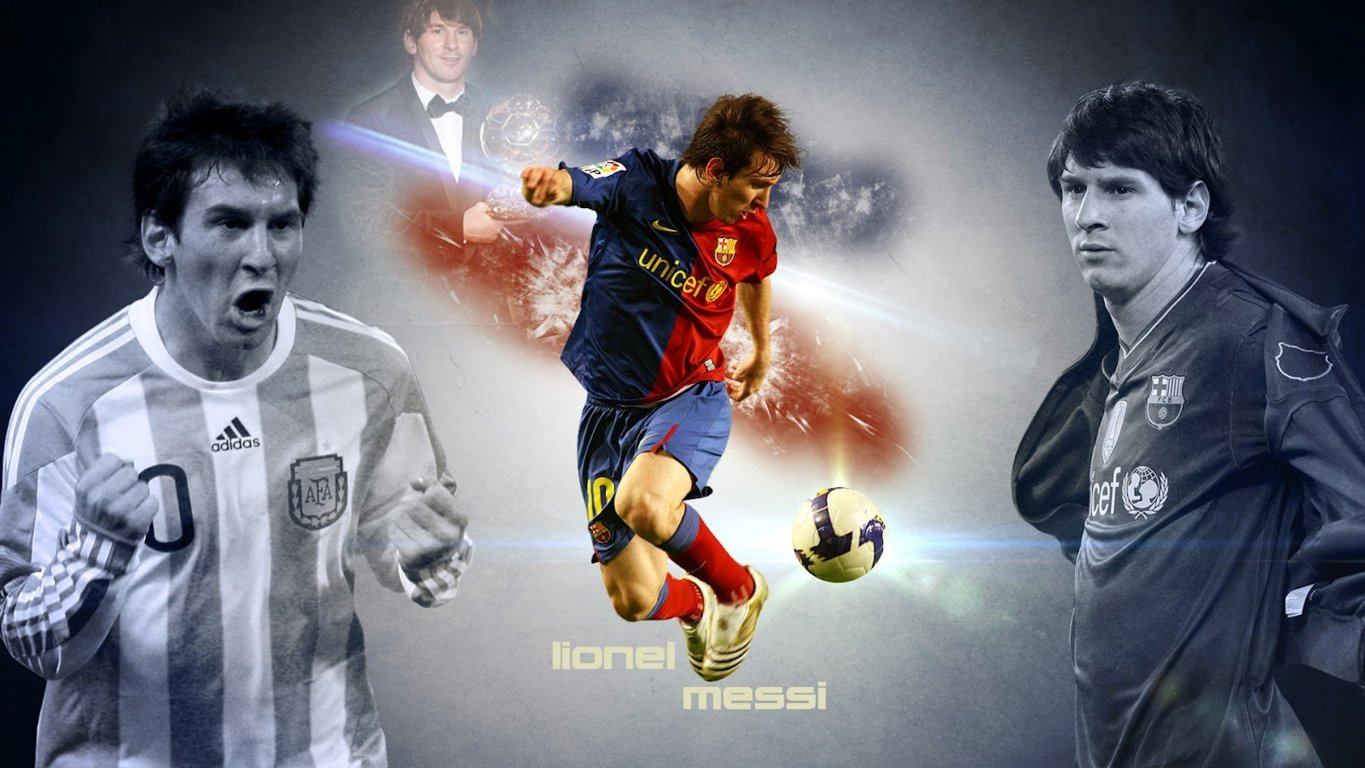 Lionel Messi Wallpaper 23