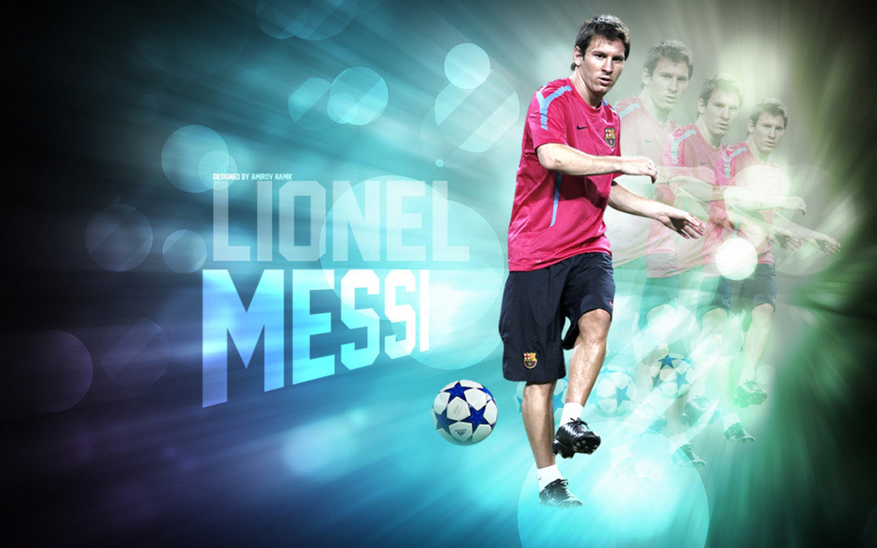 Lionel Messi Wallpaper 28