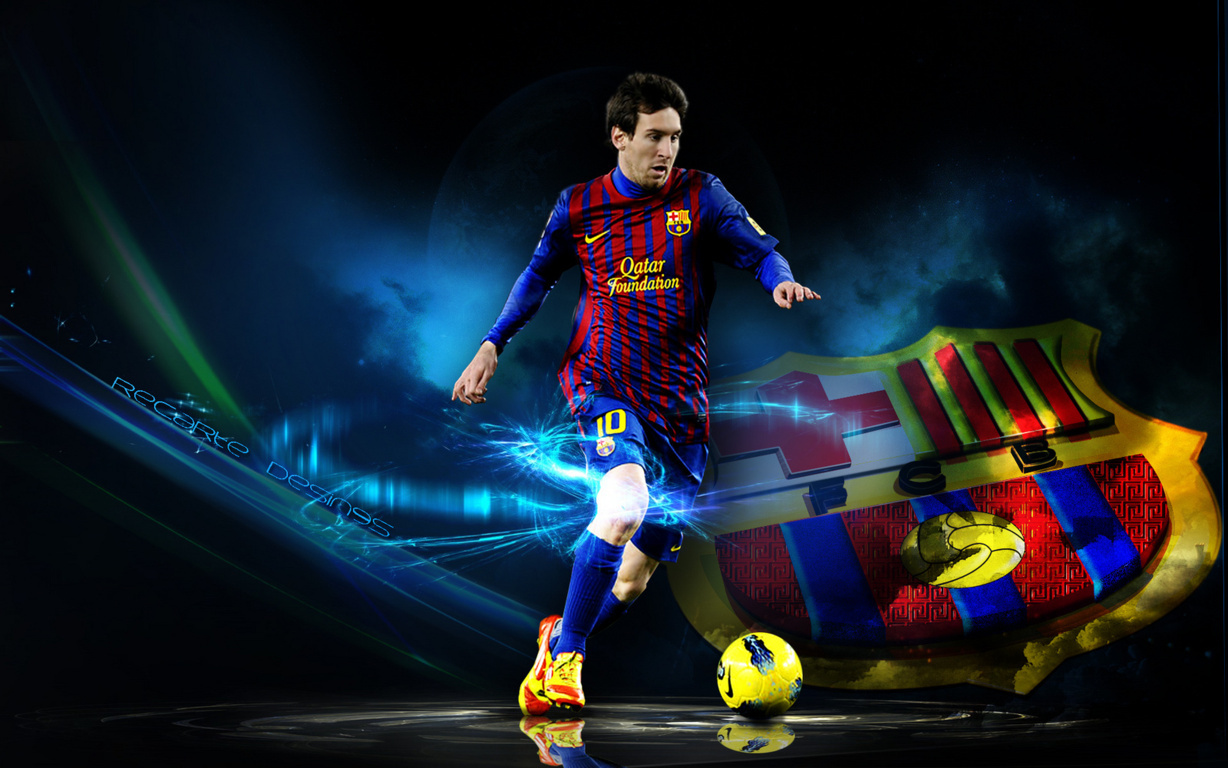 Lionel Messi Wallpaper 3 photo