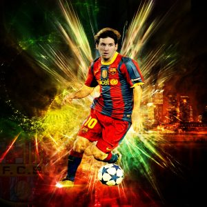 Lionel Messi Wallpaper 34