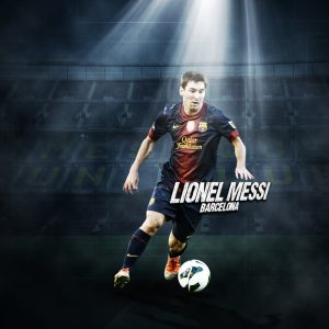 Lionel Messi Wallpaper 36