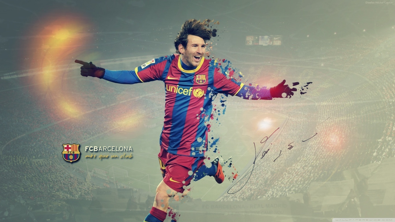 Lionel Messi Wallpaper 9