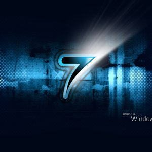Microsoft Windows 7 Wallpaper 5 300x300