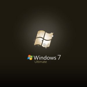 Microsoft Windows 7 Wallpaper 6 300x300