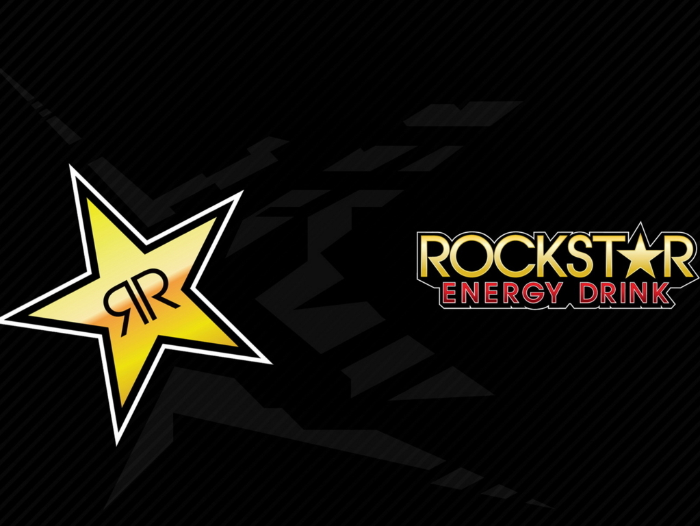 Rockstar Enegry Drink Wallpaper photo