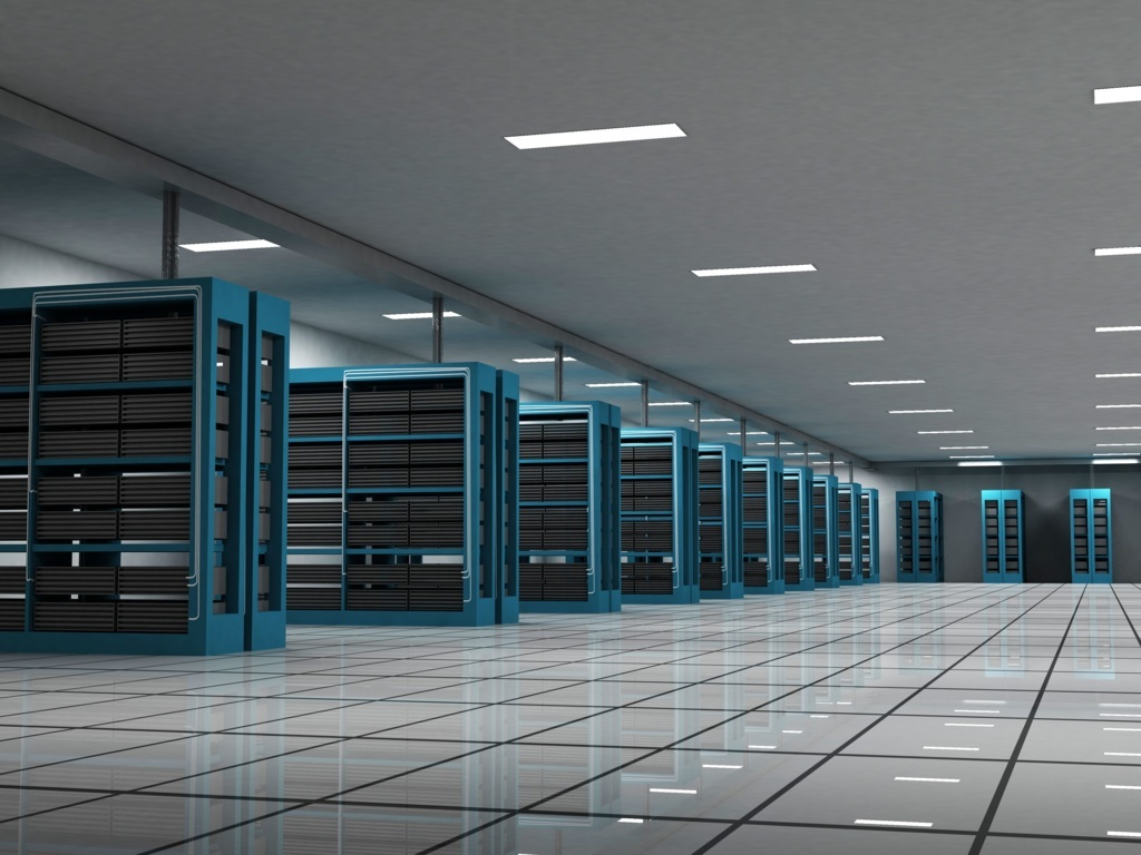 Server Datacenter Wallpaper 24