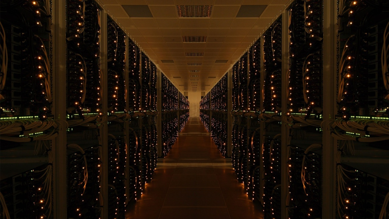 Server Datacenter Wallpaper 7