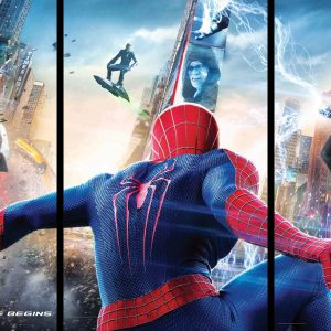 The Amazing Spider Man 2 2014 Wallpaper 1 300x300