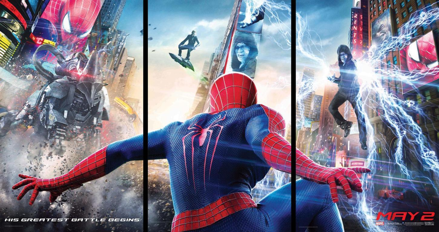 The Amazing Spider Man 2 2014 Wallpaper 1
