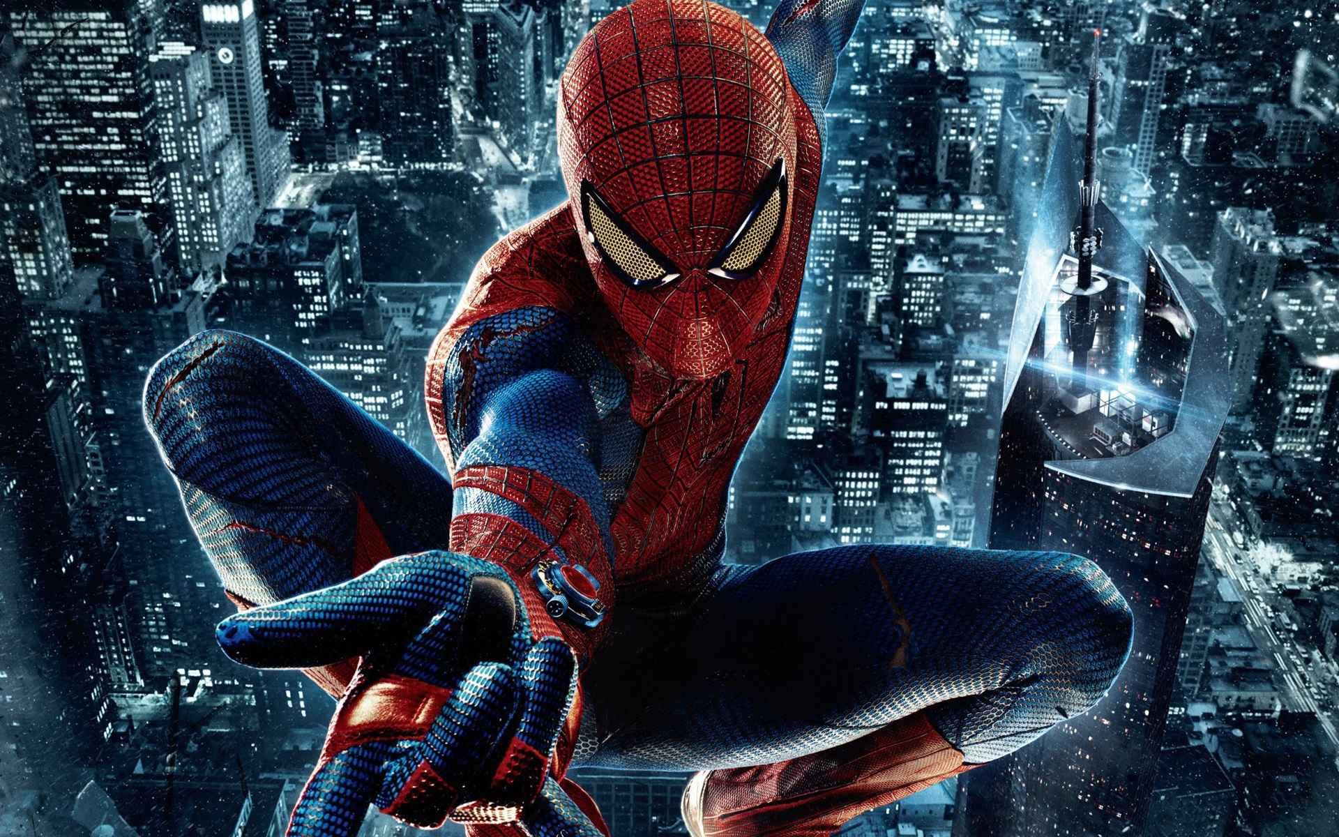 The Amazing Spider Man 2012 Wallpaper 16