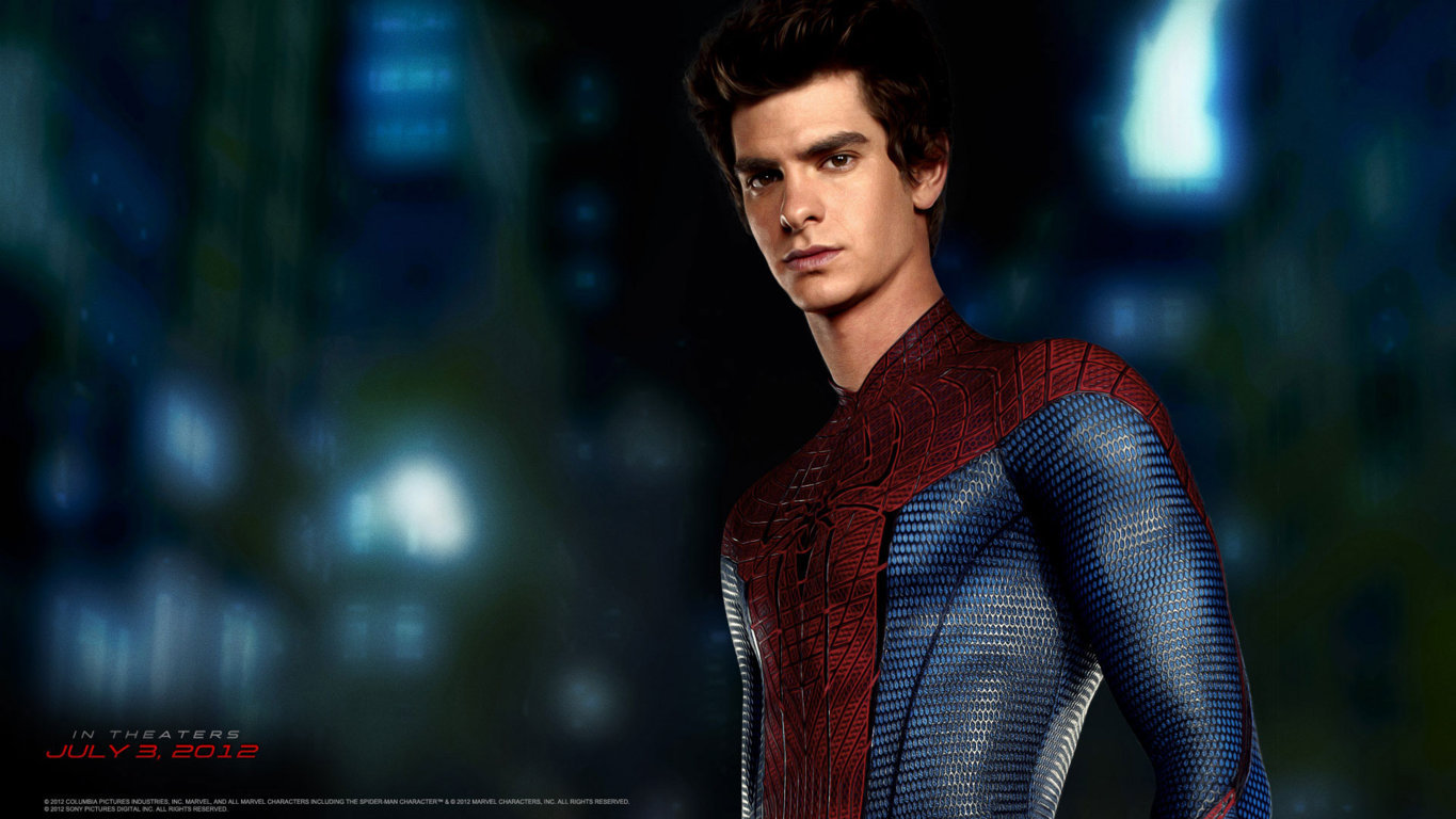 The Amazing Spider Man 2012 Wallpaper 2