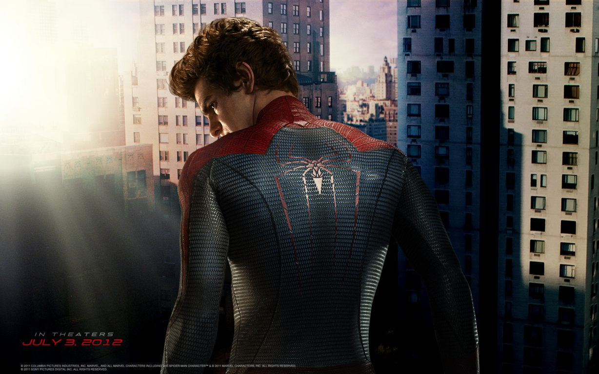 The Amazing Spider Man 2012 Wallpaper 3