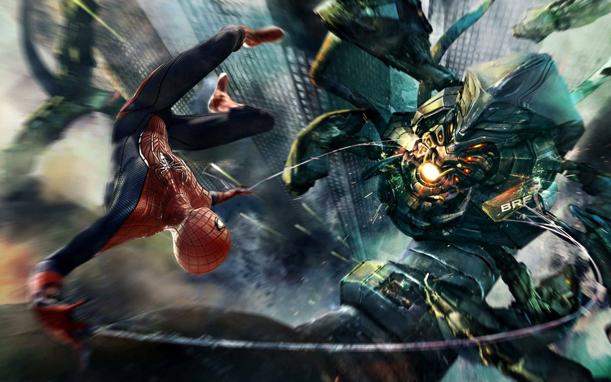 The Amazing Spider Man 2012 Wallpaper 6
