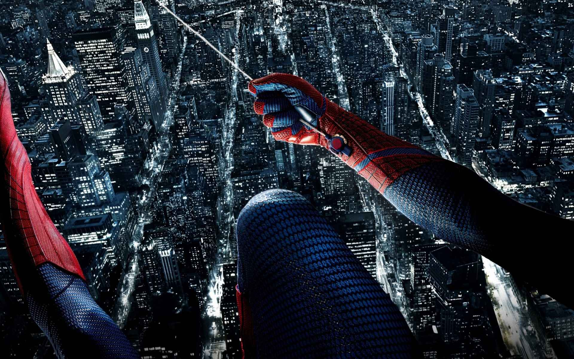 The Amazing Spider Man 2012 Wallpaper 8