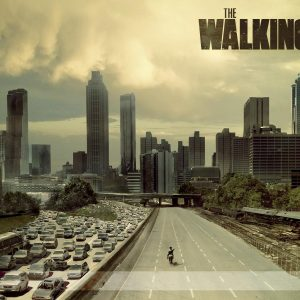 The Walking Dead Wallpaper 1 300x300